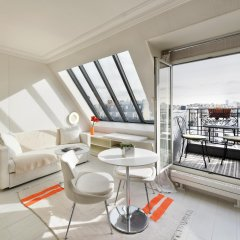 Отель Hôtel de Banville Франция, Париж - отзывы, цены и фото номеров - забронировать отель Hôtel de Banville онлайн комната для гостей
