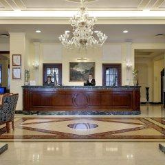 Hotel Terme Formentin Абано-Терме интерьер отеля