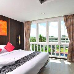 Ratana Apart Hotel at Chalong балкон