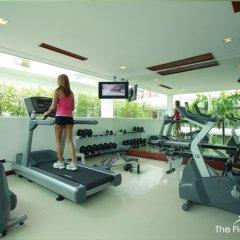 Отель La Flora Resort Patong фитнесс-зал фото 4