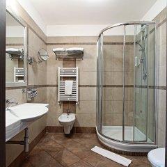 Отель Cosmopolitan Bologna ванная
