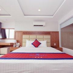 Отель Sun City Hotel Вьетнам, Нячанг - 4 отзыва об отеле, цены и фото номеров - забронировать отель Sun City Hotel онлайн комната для гостей фото 2