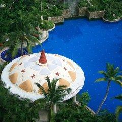 Апартаменты Lezai Lvtu Seaview Holiday Apartment бассейн