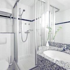 Отель Mercure Hotel Köln Belfortstraße Германия, Кёльн - 8 отзывов об отеле, цены и фото номеров - забронировать отель Mercure Hotel Köln Belfortstraße онлайн ванная фото 2