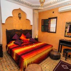 Отель Riad Dari Марокко, Марракеш - отзывы, цены и фото номеров - забронировать отель Riad Dari онлайн комната для гостей фото 5