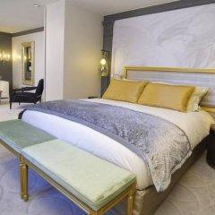 Отель Sofitel Paris Le Faubourg 5* Люкс разные типы кроватей фото 6