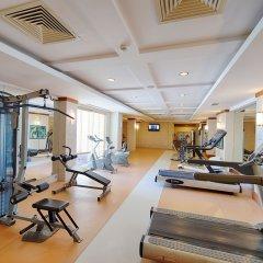 Отель Kamelya K Club - All Inclusive Сиде фитнесс-зал фото 4