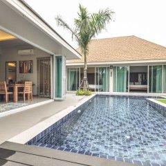 Отель AYG Marum Private Pool Villa бассейн фото 2