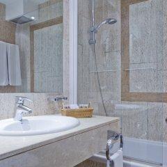 Отель Espahotel Plaza de Espana Испания, Мадрид - 2 отзыва об отеле, цены и фото номеров - забронировать отель Espahotel Plaza de Espana онлайн ванная