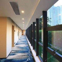 Отель Hoper Hotel (Shenzhen Huanggang Port) Китай, Шэньчжэнь - отзывы, цены и фото номеров - забронировать отель Hoper Hotel (Shenzhen Huanggang Port) онлайн интерьер отеля фото 2