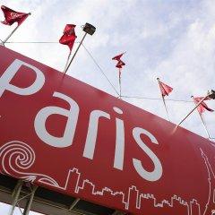 Отель Mercure Paris Porte d'Orléans Франция, Монруж - отзывы, цены и фото номеров - забронировать отель Mercure Paris Porte d'Orléans онлайн спортивное сооружение