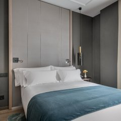 Отель NH Collection Madrid Gran Vía Испания, Мадрид - 1 отзыв об отеле, цены и фото номеров - забронировать отель NH Collection Madrid Gran Vía онлайн комната для гостей фото 3