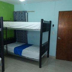 Отель Hostal Chobyhouse - Hostel Мексика, Канкун - отзывы, цены и фото номеров - забронировать отель Hostal Chobyhouse - Hostel онлайн удобства в номере фото 2