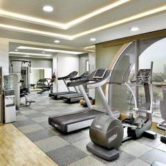 DoubleTree by Hilton Hotel Riyadh - Al Muroj Business Gate фитнесс-зал