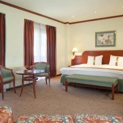 Отель Holiday Inn Thessaloniki комната для гостей фото 4