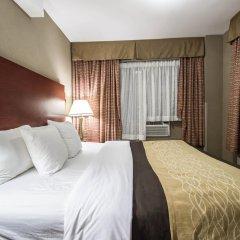 Отель La Quinta Inn & Suites New York City Central Park комната для гостей фото 4