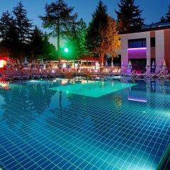 Отель Impuls Palace Болгария, Видин - отзывы, цены и фото номеров - забронировать отель Impuls Palace онлайн бассейн