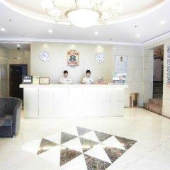 Super 8 Beijing Guozhan Hotel интерьер отеля фото 3
