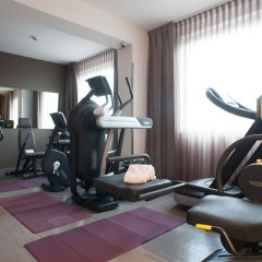 Отель 8piuhotel Лечче фитнесс-зал фото 4