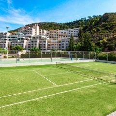 Отель Sheraton Rhodes Resort Греция, Родос - 1 отзыв об отеле, цены и фото номеров - забронировать отель Sheraton Rhodes Resort онлайн спортивное сооружение