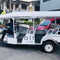 Отель Alt Hotel Nana Таиланд, Бангкок - отзывы, цены и фото номеров - забронировать отель Alt Hotel Nana онлайн городской автобус