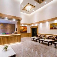 Отель Airport Resort интерьер отеля
