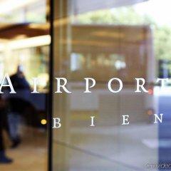 Steigenberger Airport Hotel интерьер отеля