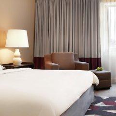 Отель Hyatt Regency Köln Германия, Кёльн - 1 отзыв об отеле, цены и фото номеров - забронировать отель Hyatt Regency Köln онлайн комната для гостей фото 5