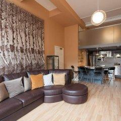 Апартаменты Silver Lining - Mile Apartments Эдинбург интерьер отеля