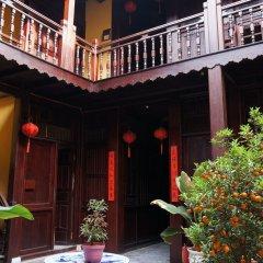 Vinh Hung Heritage Hotel бассейн