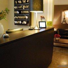 Отель Hôtel Des Batignolles Франция, Париж - 10 отзывов об отеле, цены и фото номеров - забронировать отель Hôtel Des Batignolles онлайн интерьер отеля фото 3