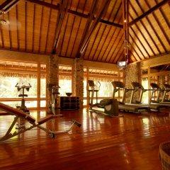 Отель Bora Bora Pearl Beach Resort and Spa Французская Полинезия, Бора-Бора - отзывы, цены и фото номеров - забронировать отель Bora Bora Pearl Beach Resort and Spa онлайн фитнесс-зал