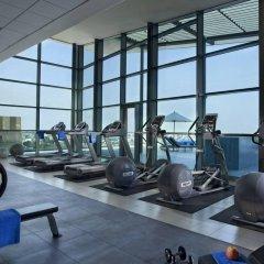 Отель Ascott Park Place Dubai фитнесс-зал
