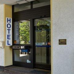 Отель Demas Garni Германия, Унтерхахинг - отзывы, цены и фото номеров - забронировать отель Demas Garni онлайн вид на фасад