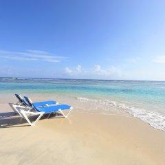 Отель Gran Bahia Principe Jamaica Hotel Ямайка, Ранавей-Бей - отзывы, цены и фото номеров - забронировать отель Gran Bahia Principe Jamaica Hotel онлайн пляж фото 2
