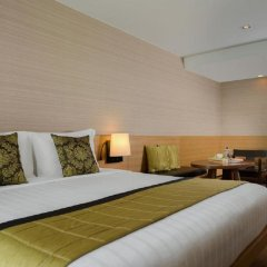 Anantara Sathorn Bangkok Hotel комната для гостей фото 4