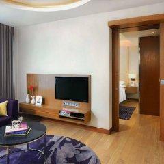 Отель Marriott Executive Apartments Bangkok, Sukhumvit Thonglor Таиланд, Бангкок - отзывы, цены и фото номеров - забронировать отель Marriott Executive Apartments Bangkok, Sukhumvit Thonglor онлайн комната для гостей фото 3