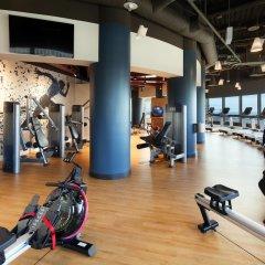 Отель Sheraton Grand Los Angeles фитнесс-зал фото 2