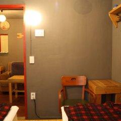 Отель Mr.Comma Guesthouse - Hostel Южная Корея, Сеул - отзывы, цены и фото номеров - забронировать отель Mr.Comma Guesthouse - Hostel онлайн удобства в номере фото 2