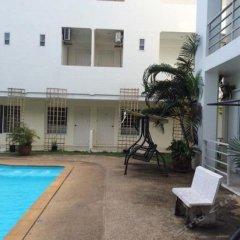 Апартаменты Arun Seaview Apartment Пхукет бассейн фото 3