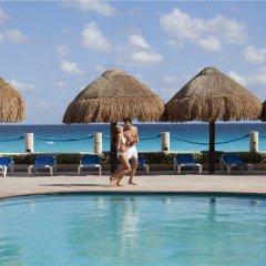 Отель Occidental Tucancun - Все включено Мексика, Канкун - 1 отзыв об отеле, цены и фото номеров - забронировать отель Occidental Tucancun - Все включено онлайн бассейн фото 2