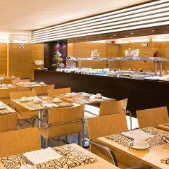 Отель Silken Puerta de Valencia Испания, Валенсия - 5 отзывов об отеле, цены и фото номеров - забронировать отель Silken Puerta de Valencia онлайн питание фото 3