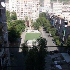 Отель Guest-house Relax Lux - Apartment Армения, Ереван - отзывы, цены и фото номеров - забронировать отель Guest-house Relax Lux - Apartment онлайн балкон