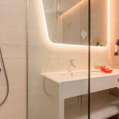 Отель Eurostars Cascais Португалия, Кашкайш - отзывы, цены и фото номеров - забронировать отель Eurostars Cascais онлайн ванная