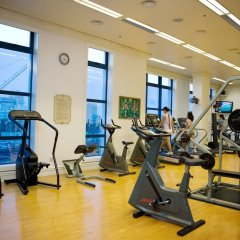 Hanoi Daewoo Hotel фитнесс-зал