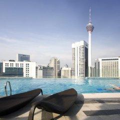 Отель Fraser Place Kuala Lumpur Малайзия, Куала-Лумпур - 2 отзыва об отеле, цены и фото номеров - забронировать отель Fraser Place Kuala Lumpur онлайн бассейн