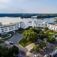 Huong Giang Hotel Resort and Spa пляж