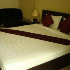 Апартаменты Purita Serviced Apartment Бангкок комната для гостей
