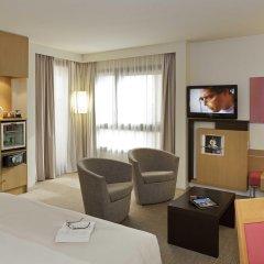 Отель Novotel Lyon Centre Part Dieu комната для гостей фото 2