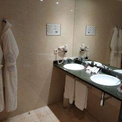 Отель Sorolla Centro Испания, Валенсия - отзывы, цены и фото номеров - забронировать отель Sorolla Centro онлайн ванная фото 2